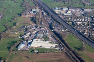 Strategic industrial/rail/ power generation site – M5 corridor